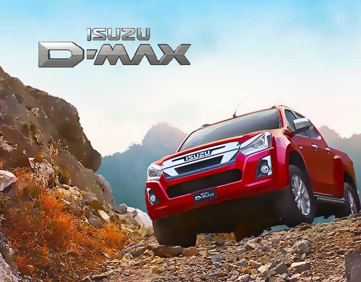 Xe bán tải D-Max