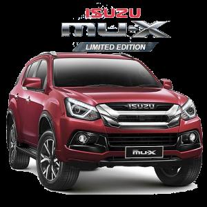 Isuzu MU-X limited 2019