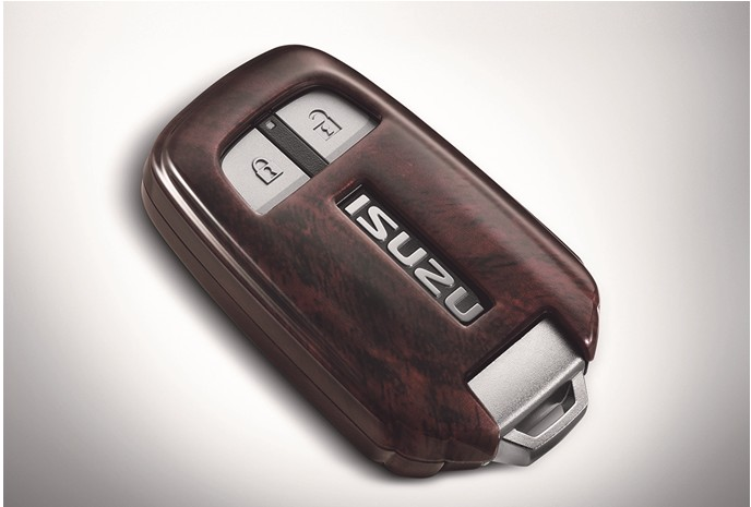 smart key Isuzu mu-x 2010 limited